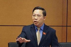 Ông Lưu Bình Nhưỡng: 'Trong vòng 25 năm, người dân có nguy cơ thiệt hại 6-11 tỷ USD'