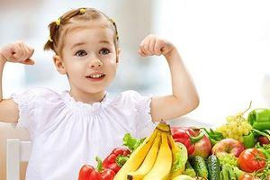 10 thực phẩm giúp tăng khả năng miễn dịch cho trẻ nhỏ