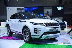 Range Rover Evoque 2020 ra mắt tại Hà Nội tối nay