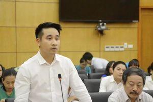Vụ 'bổ nhiệm thần tốc' ông Vũ Hùng Sơn lại được nêu ở Quốc hội