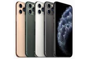 Giá điện thoại iPhone 11 chính hãng mới nhất tháng 11/2019