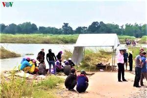 Vụ đuối nước trên sông Trà Khúc: Những cái chết được báo trước