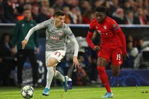 Bayern 2-0 Olympiakos: Hùm xám book vé đầu tiên vào vòng knock-out