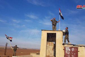 Quân đội Syria kiểm soát được 1 giếng dầu ở đông bắc Syria