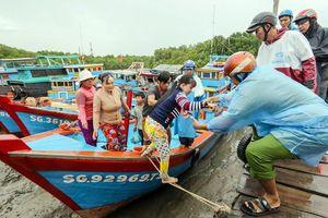 TP.HCM sẽ di dời dân xã đảo Thạnh An vào đất liền tránh bão số 6