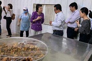 Gian nan cuộc chiến chống thực phẩm bẩn