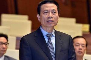 Chủ tịch Quốc hội khen Bộ trưởng Nguyễn Mạnh Hùng trả lời chất vấn ngắn gọn, thẳng thắn, cầu thị...và nhận trách nhiệm