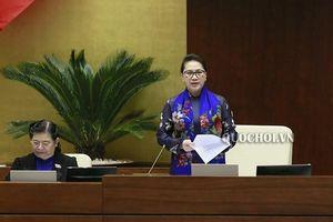 Chủ tịch Quốc hội 'chấm điểm': Bộ trưởng Nguyễn Mạnh Hùng nắm chắc vấn đề bức xúc của ngành