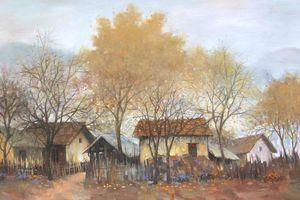 Khúc 'Giao mùa' nên thơ của 3 chàng họa sĩ đương đại