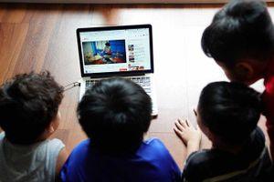 Sẽ cấm các trang web thu thập thông tin trẻ em trái phép