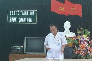 Sai phạm tại Bệnh viện đa khoa Quan Hóa (Thanh Hóa) - Kỳ I: Ép nhân viên hợp đồng 'bôi trơn' trước kỳ xét viên chức