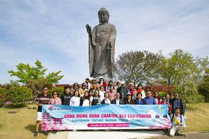 Nhật Bản tri ân công ty Việt giúp tái thiết sau động đất