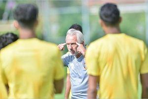'Không có chuyện UAE tính chơi phòng ngự trước Việt Nam'