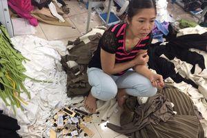 Các thương hiệu thời trang Việt nói gì về 4 tấn quần áo ngoại cắt mác?