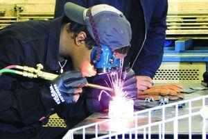 Trường cao đẳng nghề giúp 99,9% sinh viên có việc làm