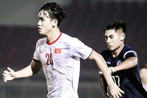 Highlights U19 Guam 1-4 U19 Việt Nam