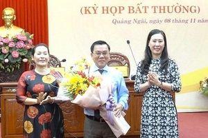 Quảng Ngãi có Phó Chủ tịch HĐND tỉnh mới