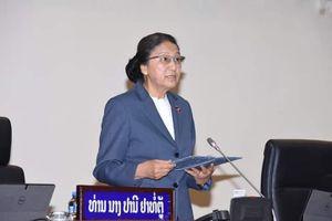 Khai mạc kỳ họp thứ 8 Quốc hội khóa VIII của Lào