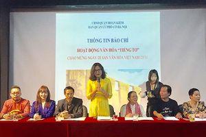 Phố cổ Hà Nội tổ chức chuỗi hoạt động văn hóa với chủ đề 'Tiếng tơ'