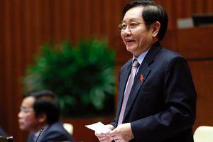 Kỳ họp thứ 8, Quốc hội khóa XIV: Bộ trưởng Nội vụ cũng 'rất phiền hà' với văn bằng, chứng chỉ
