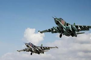 Nga thực hiện các cuộc tuần tra trên không ở Syria