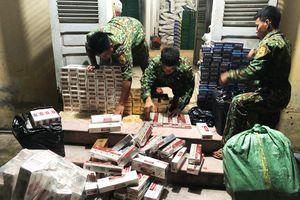 Thu giữ gần 6 nghìn gói thuốc lá ngoại nhập lậu