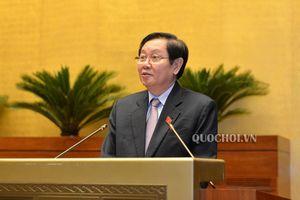 Bộ trưởng Nội vụ: 'Có những đồng chí sai phạm hiện là cán bộ cấp cao'