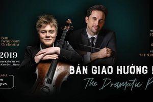 Concert mới của Dàn nhạc Giao hưởng Mặt Trời và nghệ sĩ cello trẻ của Đan Mạch