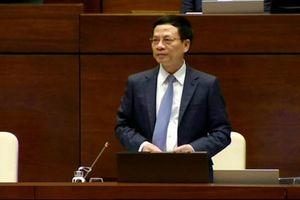 Bộ trưởng Nguyễn Mạnh Hùng: Chúng ta quá dễ dãi trong việc cung cấp thông tin cá nhân