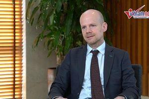 Phó Tổng thư ký FIFA: 'Bóng đá VN đang tiệm cận với bóng đá thế giới'