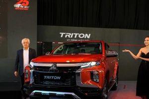 Mitsubishi Triton 2020 đẹp 'long lanh' giá chỉ từ 600 triệu có gì đặc biệt?
