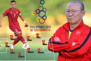Quế Ngọc Hải là lựa chọn tối ưu của HLV Park Hang-seo trong chiến dịch săn vàng SEA Games 30?