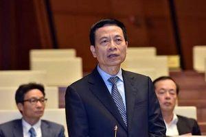 Bộ trưởng Nguyễn Mạnh Hùng: Việt Nam sẽ sớm có chế tài xử lý vấn đề tin giả