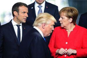 Tổng thống Pháp nói NATO đang 'chết não' vì Mỹ, Đức phản đối còn Nga tán dương
