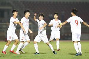 Thắng Guam 4-1, U.19 Việt Nam hụt hơi đuổi theo Nhật Bản