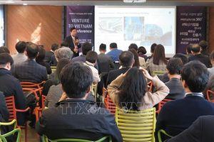 Cơ hội giúp các công ty khởi nghiệp Việt Nam kết nối với quỹ đầu tư Hàn Quốc