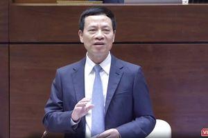 Bộ trưởng Nguyễn Mạnh Hùng đăng đàn: Sẽ áp dụng công cụ chặn cuộc gọi rác từ năm nay