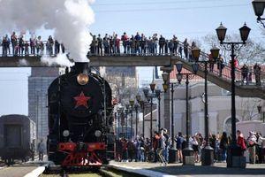 Chuyến tàu hỏa đầu tiên đến Crimea sắp khởi hành