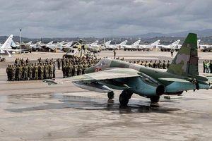 Quân cảnh, không quân Nga tuần tra lãnh thổ Syria