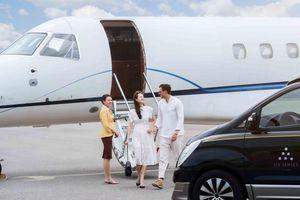 Resort ở Côn Đảo có dịch vụ đón khách bằng chuyên cơ