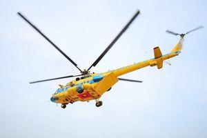 Bệnh viện Quân y 175 đưa vào sử dụng sân bay cấp cứu đường không