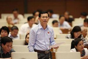 Chất vấn Bộ trưởng Nguyễn Mạnh Hùng: Đại biểu chưa 'an lòng' với an ninh mạng