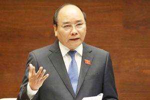 Thủ tướng khẳng định 'bình đẳng các thành phần kinh tế trong nền kinh tế thị trường'