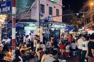 'Tôi mong các thành phố lớn phát triển kinh tế ban đêm'