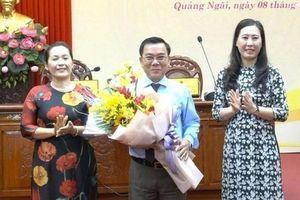 Quảng Ngãi: Phó ban Tuyên giáo Tỉnh ủy được bầu làm Phó Chủ tịch HĐND