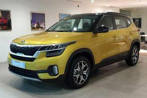 Kia Seltos ra mắt thị trường Đông Nam Á, đối thủ mới của Hyundai Kona