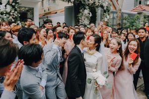 Đông Nhi - Ông Cao Thắng và loạt khoảnh khắc đẹp trong đám cưới thế kỷ