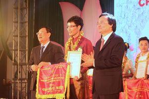 ĐH Sư phạm - ĐH Thái Nguyên giành giải đặc biệt thi hùng biện tiếng Việt cho lưu học sinh Lào