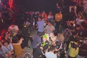 Ngăn chặn người trẻ vào bar để… 'phê' ma túy