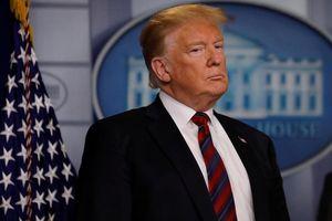 Trump phản pháo yêu cầu trả 2 triệu USD vì dùng sai tiền từ thiện